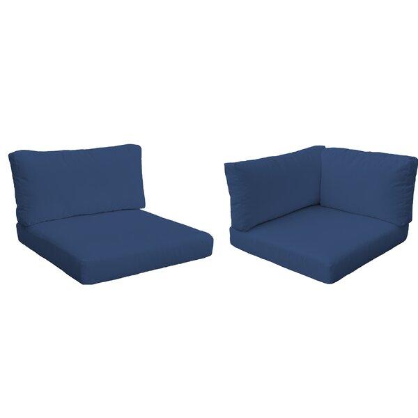Burgoon Indoor/Outdoor Cushion Cover