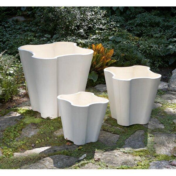 Midwood 3-Piece Clay Pot Planter Set by Brayden Studio