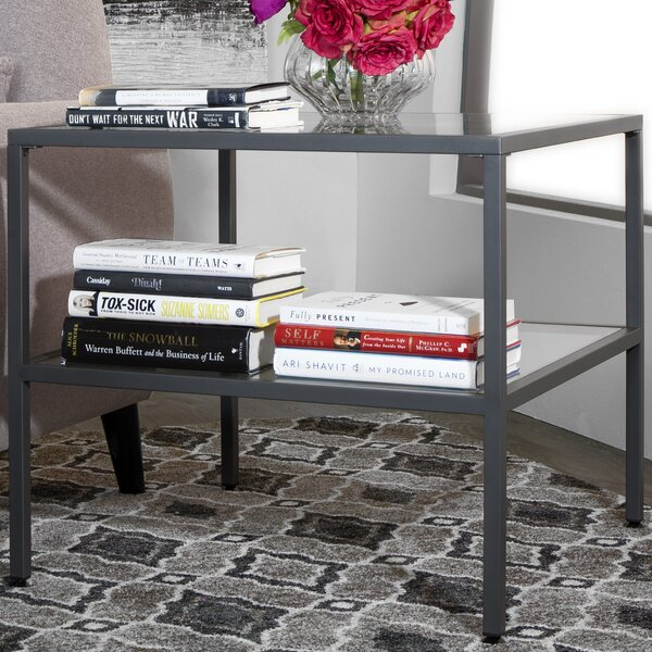 Camber End Table by Studio Designs HOME