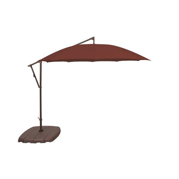 Conlan 10' Round Cantilever Umbrella by Latitude Run