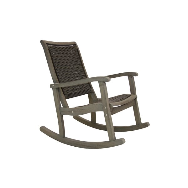 Guildford Rocking Chair by Beachcrest Home