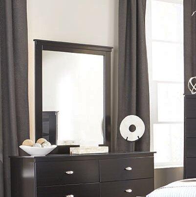 Delevan Rectangular Dresser Mirror by Lang Furniture