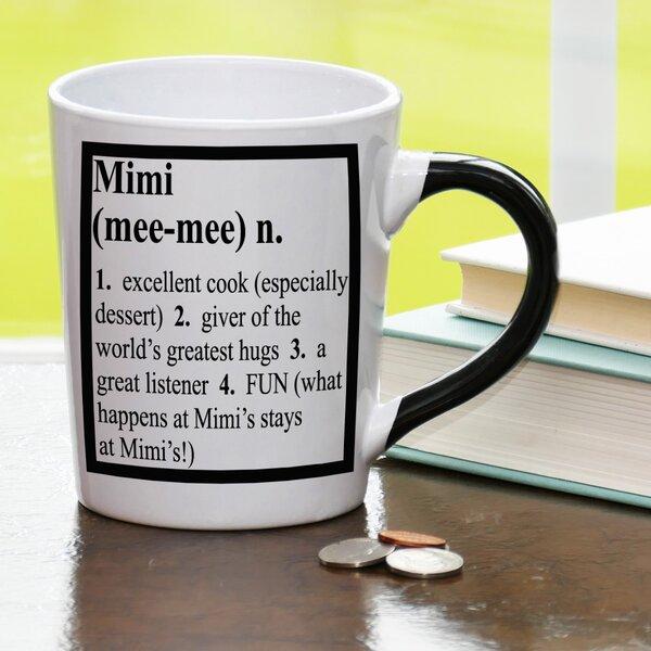 20 oz Mimi Definition Stoneware Coffee Mug by New
