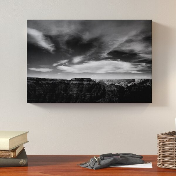 Grand Canyon National Park XXIV by Ansel Adams Photographic Print on Wrapped Canvas by Loon Peak