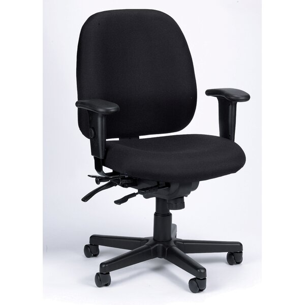 Desk Chair by Eurotech Seating