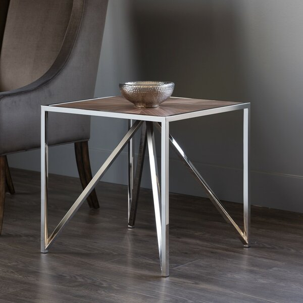 Place End Table by Orren Ellis Orren Ellis
