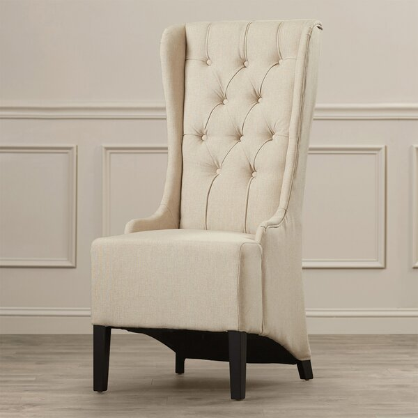 Colegrove Wingback Chair by Alcott Hill