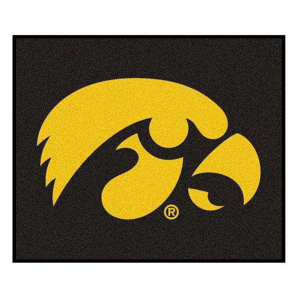 Collegiate University of Iowa Doormat by FANMATS