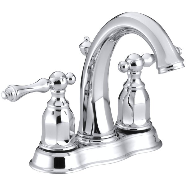 Kelston Centerset Bathroom Sink Faucet by Kohler