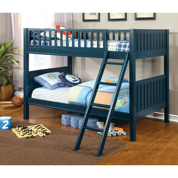Oceania Twin Over Twin Bunk Bed by Hokku Designs