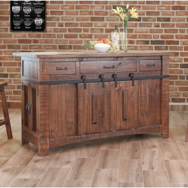 Wein Kitchen Island by Gracie Oaks