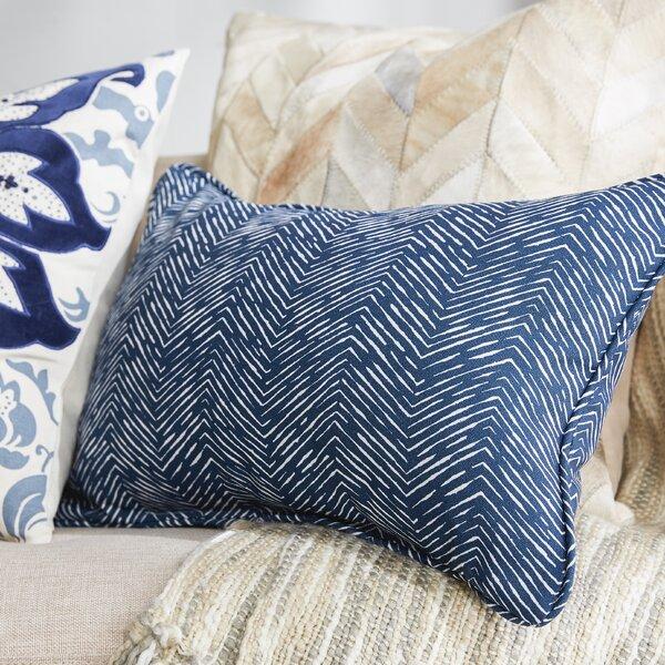 Haire Corded Indoor/Outdoor Lumbar Pillow (Set of 2) by Brayden Studio