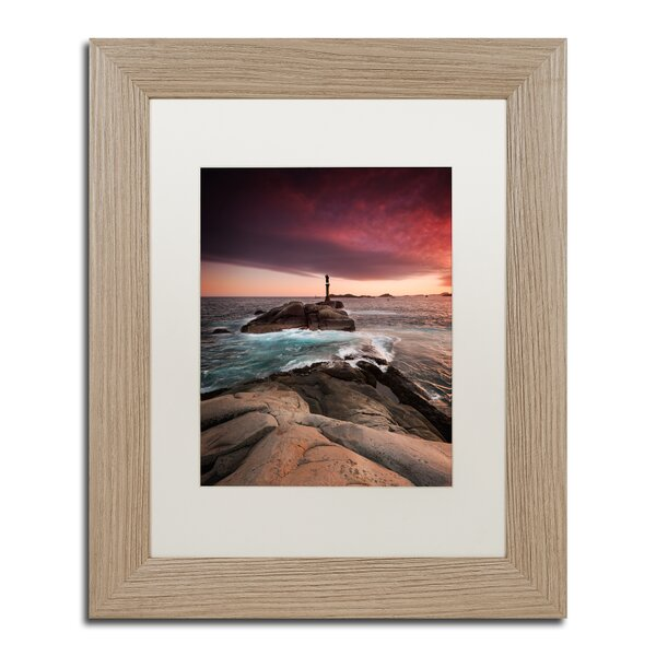 Pause by Philippe Sainte-Laudy Framed Photographic Print by Trademark Fine Art