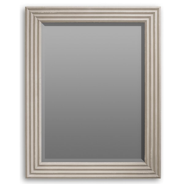 Luca Accordion Accent Mirror by Sarreid Ltd