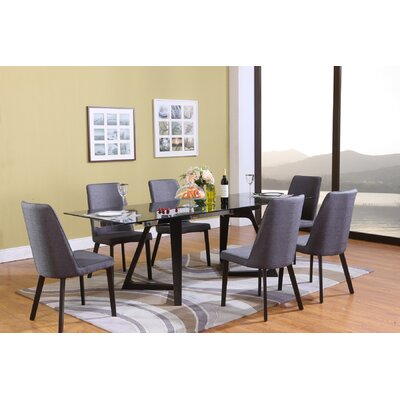 Grote Modern Extendable Dining Table