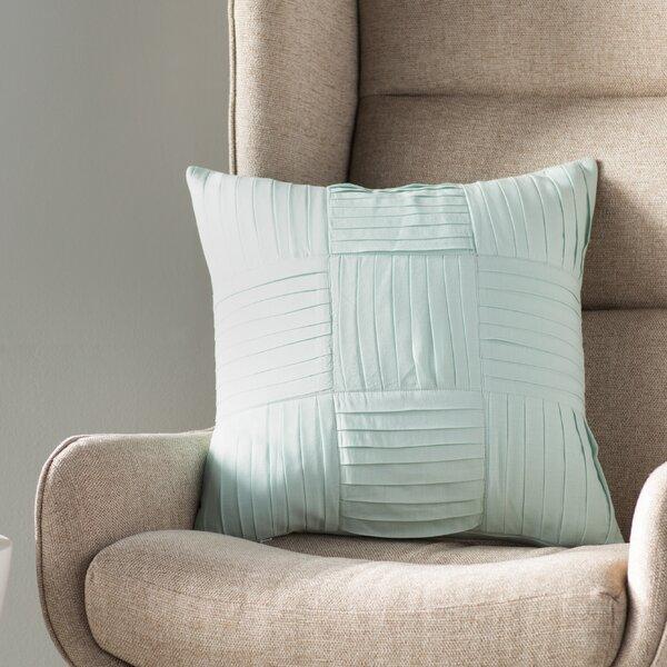 Doutzen Cotton Throw Pillow by House of Hampton