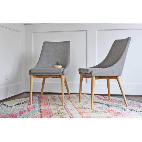 Quentin Upholstered Dining Chair (Set of 2) by Corrigan Studio