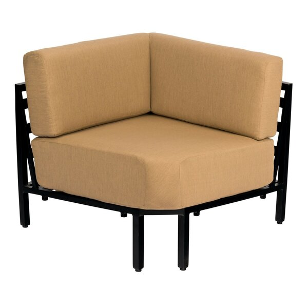 Salona Patio Chair with Cushions by Woodard Woodard