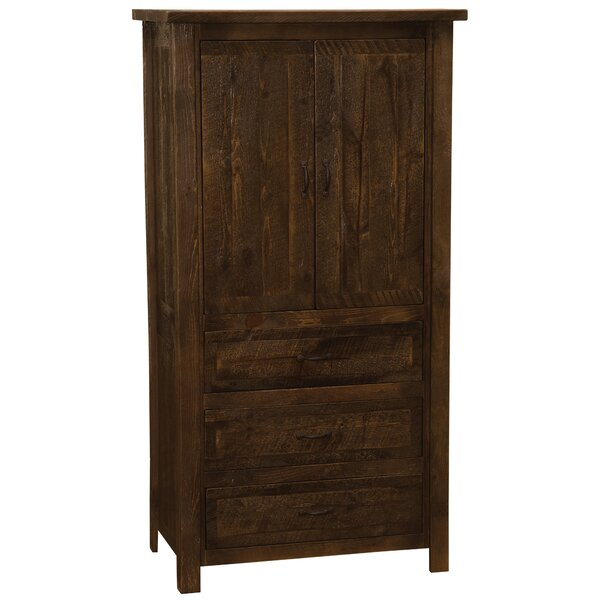 Premium Frontier Armoire by Fireside Lodge