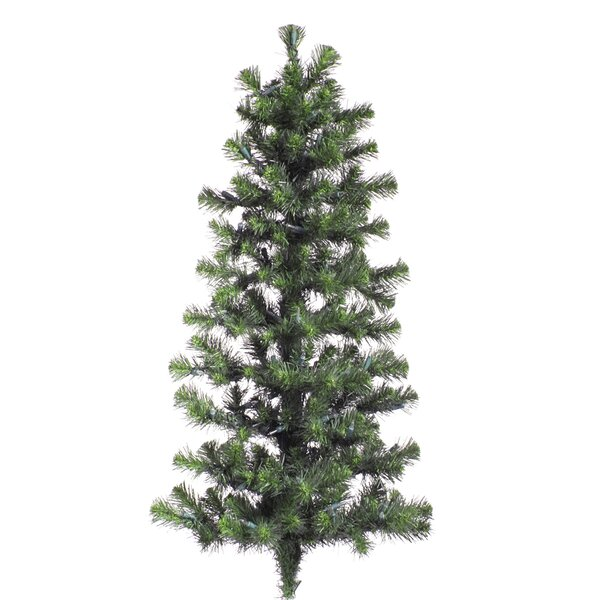 Douglas Green Fir Artificial Christmas Tree by The