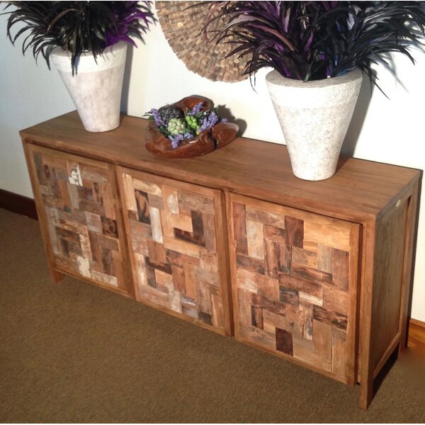 Hartly Credenza By Rosecliff Heights