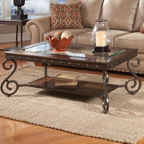 Saratoga Coffee Table with End Tables by Standard Furniture