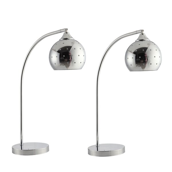 Modern Minimalist 25 Table Lamp (Set of 2) by Container
