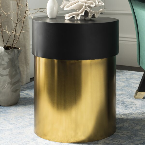 Danberry Side End Table By Everly Quinn Wonderful