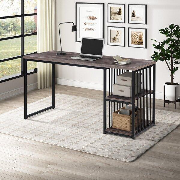 Applewhite Reversible Desk