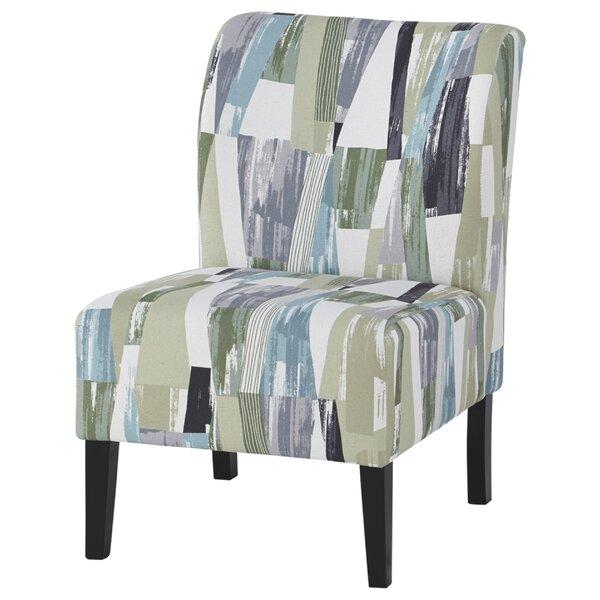 Peabody Slipper Chair by Winston Porter Winston Porter