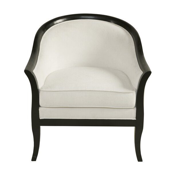 Orion Barrel Chair by Madison Park Signature Madison Park Signature