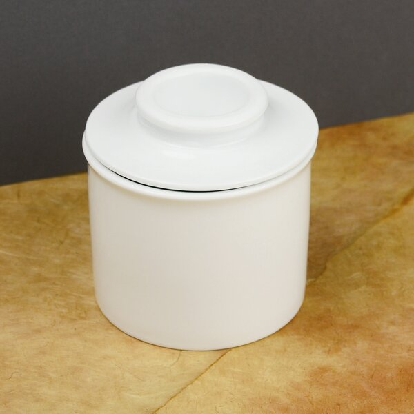 Chesterland Butter Dish by Red Barrel Studio