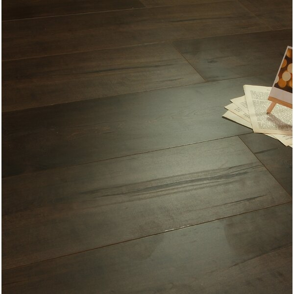 Legno 8 x 48 x 12mm Laminate Flooring in Atlas Antracite by Patina Design