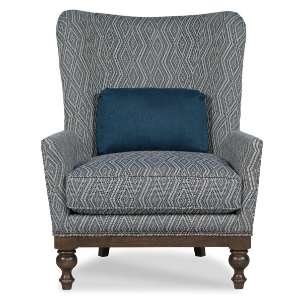 Butler Wingback Chair by Fairfield Chair