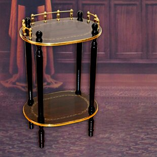 Read Reviews 2-Tiered Telephone Table ByUniquewise