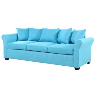 Santucci Linen Sofa