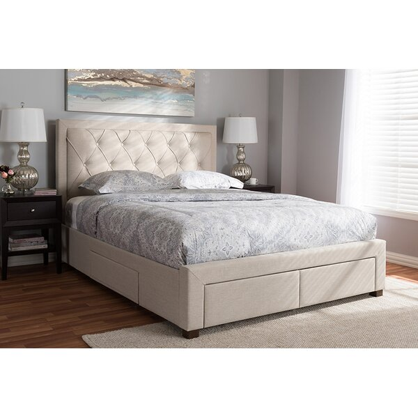 Ryckman Upholstered Storage Platform Bed by Canora Grey