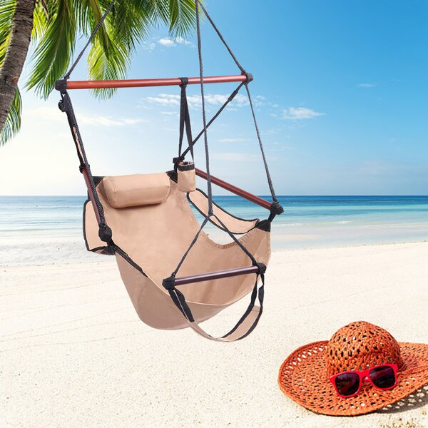 Stoneham Chair Hammock with Stand by Freeport Park