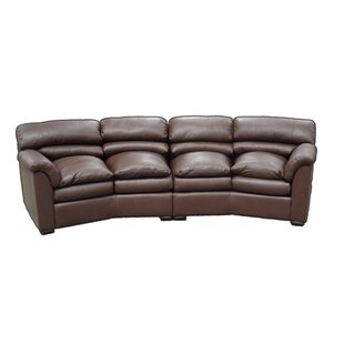 Canyon Conversation Sofa Omnia Leather