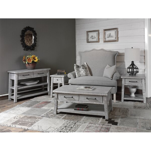 Dowden End Table with Storage by Gracie Oaks