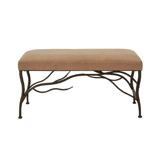 Flynt Upholstered Bench by Bloomsbury Market