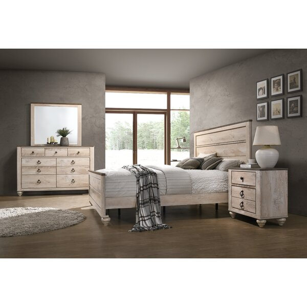 Manzano Panel Bedroom Set by Gracie Oaks
