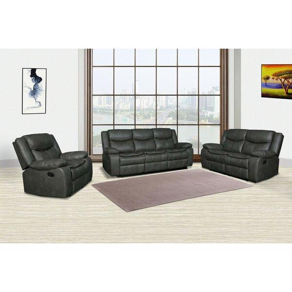 Paraiso 3 Piece Reclining Living Room Set By Red Barrel Studio