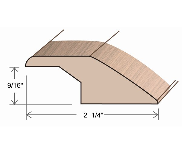 0.88 x 1.56 x 72 Square Nose by Moldings Online