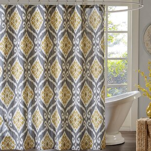 Alexander Printed Shower Curtain