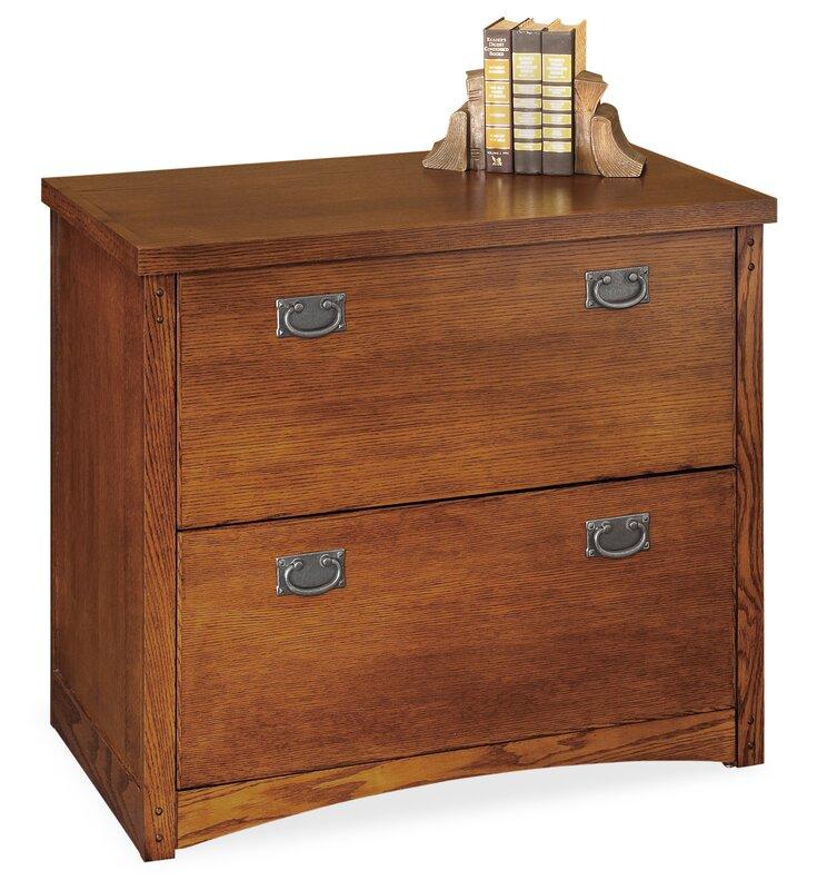 Superb Mission Pasadena 2 Drawer Lateral File Cabinet