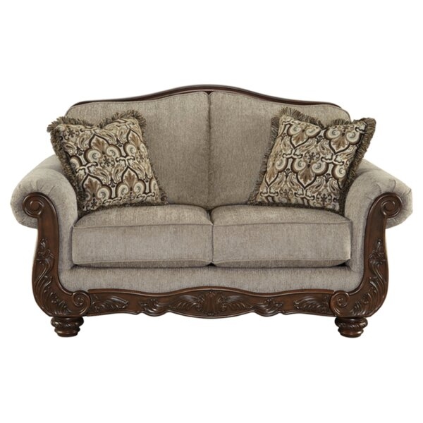 Cool Style Mereworth Loveseat by Astoria Grand by Astoria Grand