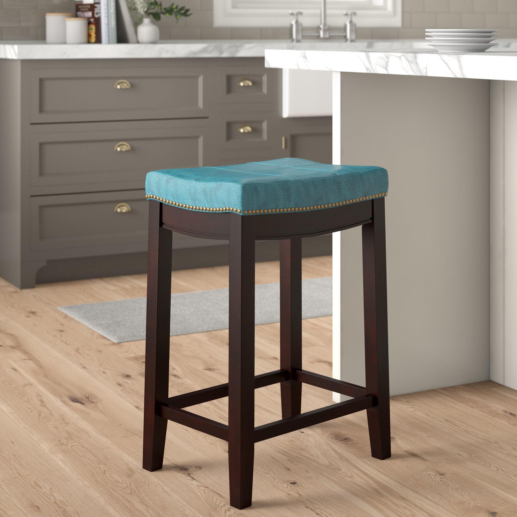 Cool Three Posts Russett Bar Counter Stool Reviews Wayfair Beatyapartments Chair Design Images Beatyapartmentscom