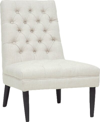 Colegrove Slipper Chair (Set of 2) by Alcott Hill