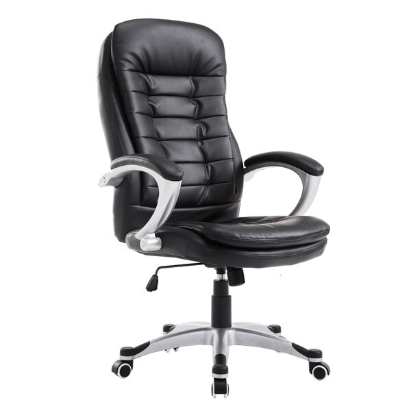 Noor High Back Office Chair by Winston Porter